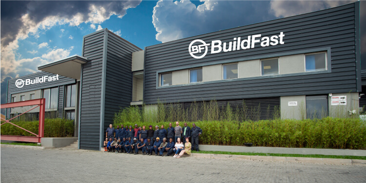 Buildfast Building Staff