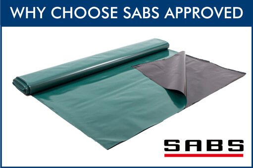 Building Materials SABS Approved