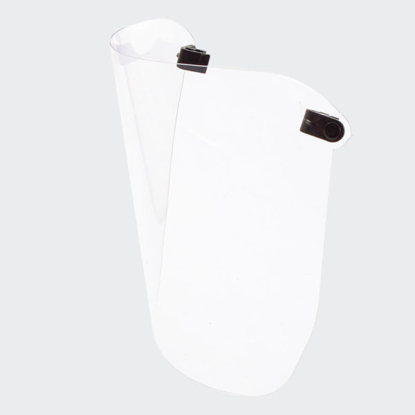 Universal Clip-On Face Shield